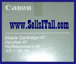 Brand NEW Genuine Canon 0248A001AA Staples A1 F23-0603-000 - $14.95