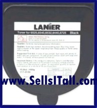 Brand NEW Genuine Lanier 117-0159 Toner 1170159 - $19.95