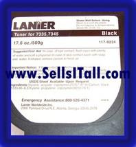 Brand NEW Genuine Lanier 117-0234 Toner 1170234 - $17.95
