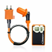 Performance CDI + Ignition Coil For HAMMERHEAD TWISTER 150 series 150cc ... - $12.82