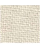 32ct Winter Moon Belfast linen 13x18 cross stit... - $7.50
