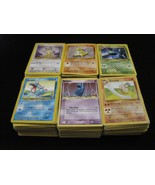 BIG LOT 100 POKEMON Pokeman Mixed Card LOT ~ COMMONS UNCOMMONS ENERGIES TRAINERS - $18.95