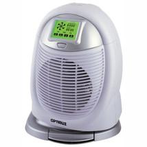 Optimus Digital Oscil Fan Heater w/ Touch Scree... - $62.67
