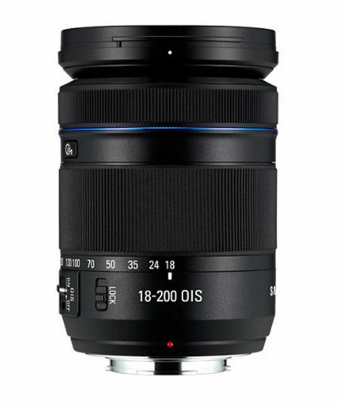Samsung NX18-200mm f/3.5-6.3 OIS Aspherical Prime Lens(White Box)