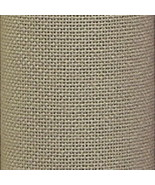 28ct Tea-Dyed Monaco evenweave 18x30 cross stitch fabric Charles Craft - $7.00