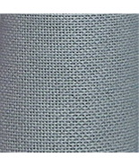 28ct Glass Blue Monaco evenweave 36x30 cross stitch fabric Charles Craft - $13.50