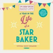 Great British Bake Off 2020 Family Organizer Calendar - $16.42