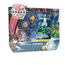 BAKUGAN Battle Planet Battle Pack Haos Serpenteze and Ventus Howlkor - $57.95