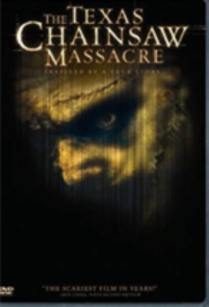 The Texas Chainsaw Massacre Dvd