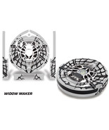Skin Decal Wrap For iRobot Roomba 650/655 Vacuum Stickers Accessory Kit ... - $19.75