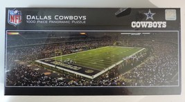 NFL Dallas Cowboys 1000 piece panoramic puzzle ( 1,000 ) - New - $24.00
