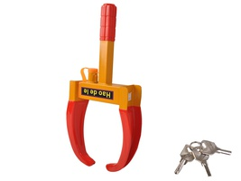 Wheel Lock Clamp Boot Tire Claw Trailer Auto Car Truck Anti-Theft Towing  - $37.99