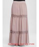 NWT $138 MARCIANO GUESS Ava Maxi Skirt Long Gau... - $71.10