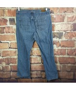 Tommy Hilfiger Womens Boot Cut Jeans Size 14  - $17.81