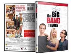 Comedy DVDs - The Big Bang Theory Series 1 DVDs - $26.00