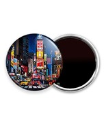 NEW MANHATTAN NEW YORK CITY THAT NEVER SLEEPS TIMES SQUARE REFRIGERATOR ... - $9.49+