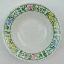 Farberware Botanica Pattern 3059 Coupe Soup Bowl Stoneware China Floral ... - $9.99