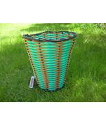Original Vintage Soviet USSR Russian Trash Garbage Wastebasket Can Clean... - $49.49