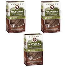 3-New Clairol Natural Instincts Semi-Permanent Hair Dye Kit for Men, Lig... - $39.49
