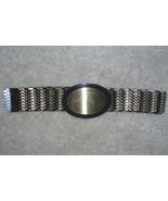 Belt Wide Metalic black gold Elastic  - $14.00