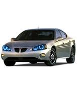 Bright Blue LED Headlight Halo Ring Kit for Pontiac Grand Prix 04-08 - $130.98