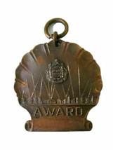 Vintage 1962 A.C. Skills Day Award Medal - $11.00