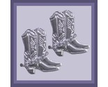 Cowgirl boots earrings xx thumb155 crop