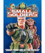 SMALL SOLDIERS DVD - SINGLE DISC EDITION - NEW UNOPENED - KIRSTEN DUNST - $10.99