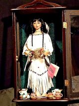 Vintage Paradise Galleries Native American Doll AA18-1283 image 9
