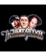 cool mens  THE THREE STOOGES t-shirt funny t shirts licensed the 3 stoog... - $14.99