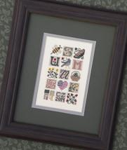 Summer Jumble cross stitch chart Drawn Thread - $8.10