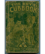 The Boy's Cubbook Part II Bear Rank 1931 1st Ed Boy Scouts Scouting Chil... - $20.00