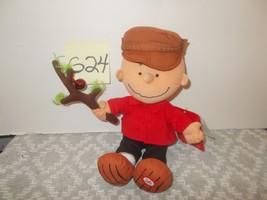 Hallmark Charlie Brown, Just the Right Tree Plush - $16.95