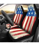 American Flag  Car Seat Covers - $69.95