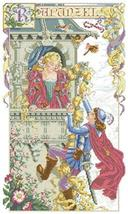 Rapunzel cross stitch chart Kooler Design Studio - $16.20