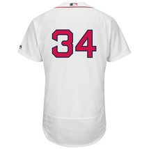 Men's Boston Red Sox David Ortiz Home White Flex Base Collection Player ... - €63,69 EUR