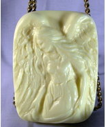 Gardenia Lily Guardian Angel Soap with Emu Oil 4.5oz - $4.99