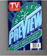 TV Guide  Winter Preview  Jan.18 -24, 1997 - $2.95
