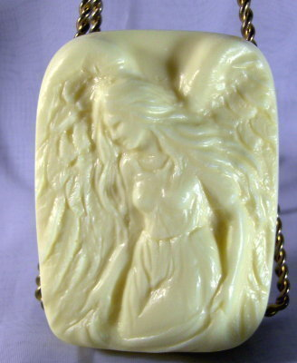 Gingered Peach Guardian Angel Soap with Emu Oil 4.5oz
