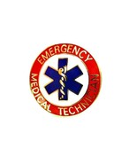 EMT Collar Pin Device Emergency Medical Technic... - $12.57