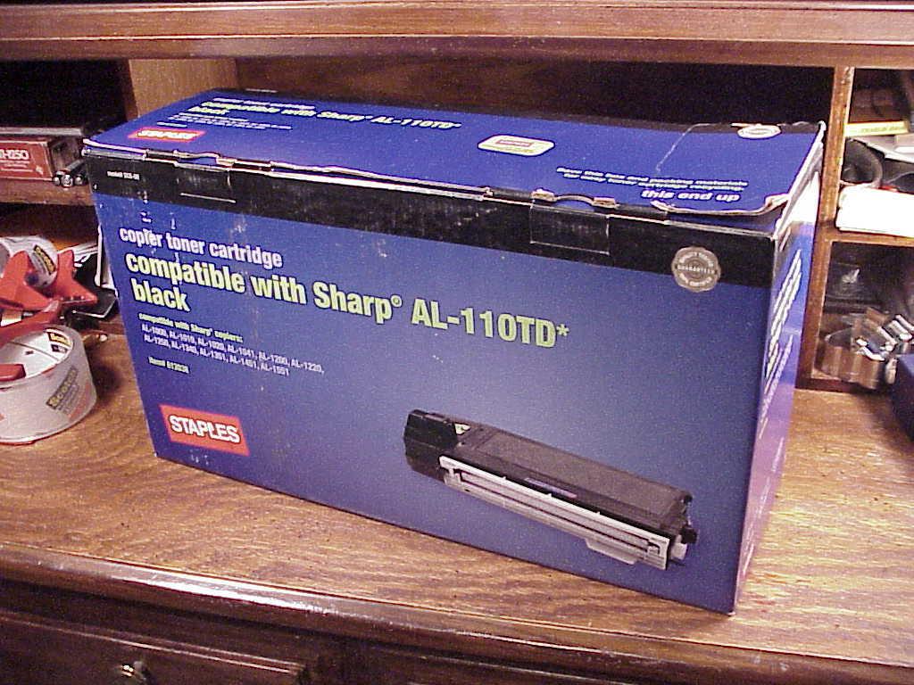 Staples toner cartridge coupons