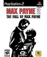 Max Payne 2: The Fall of Max Payne  (Sony PlayStation 2, 2003) - $5.18