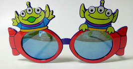 DISNEY SUNGLASSES TOKYO DISNEY RESORT LITTLE GREEN MEN TOY STORY Halloween - $33.66