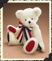"""Boyds Bears""""Franklin B Beansley"""" 14"""" July Bear of Month-#919846-NWT-2005... - $39.99"""