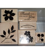 Stampin Up Best Blossoms - $9.32