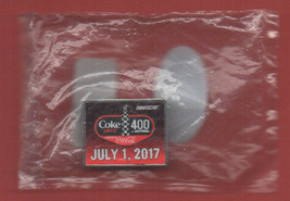 2017 Coke Zero 400 at Daytona new Event Pin - $9.99