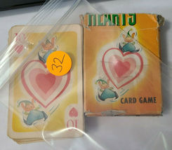 Hearts Cartoon Designed Face Deck of Playing Cards     (#32) image 5