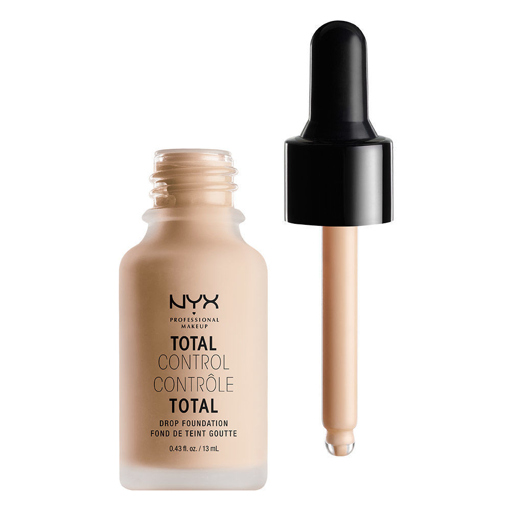 Primary image for NYX Total Control Drop Foundation TCDF04 Light Ivory