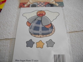 Country Angel Iron On Transfer - $5.00