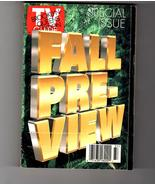 TV Guide  9/16/95 Fall Pre-view Issue - $2.95